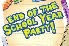 thumb end of school party