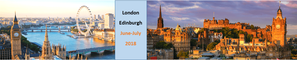 London edinburgh 2018